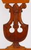 Stolar, 4 st, karl johan, 1800-talets första hälft.