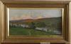 Nelson, walfrid, olja på duk, sign o dat 1911.