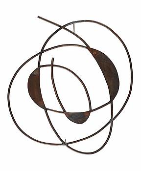 "215. Pierre Olofsson, ""Rondell"" (Circle)."