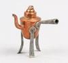 Kaffekittel, koppar, 1800-tal.