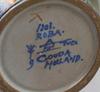 Parti porslin och keramik, 10 delar, bl a lisa larson.