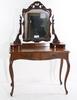 Toilettbord, nyrokoko, 1800-talets andra hälft.