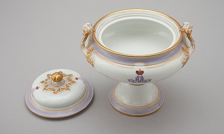 A sugar bowl.
