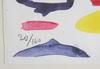 Dahl, peter, färglitografi, sign o numr 20/160.