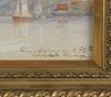 Warling, elisabeth, akvarell, sign o dat 28/10 -92.