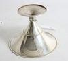 SkÅl pÅ fot, silver, 1900-tal.