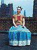 """Nickolas muray, """"frida kahlo in new york"""", 1946."""