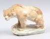 Figurin, porslin, tyskland, 1900-talets första hälft.