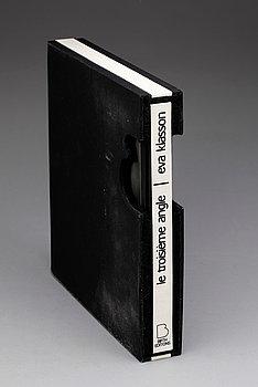 BOK, Le troisième angle, Eva Klasson, Birth editions, 1976.