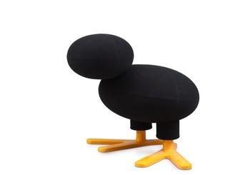 2. Eero Aarnio, A TIPI SEAT.