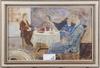 Dahlqvist, karl. akvarell, sign o dat 1936.