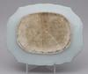 Stekfat, porslin. kina, 1700/1800-tal.