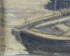 Beskow, ingegerd, akvarell, monogramsign o dat 1907.
