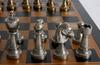 SchackbrÄde, med pjäser