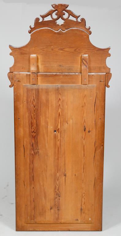 SPEGEL MED KONSOLBORD, sent 1800-tal.
