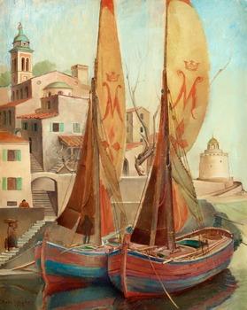 13. Axel Wallert, The Harbour.