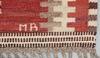 """Matta. """"röda havet"""". rölakan. 238,5 x 178,5 cm. signerad ab mmf mr."""