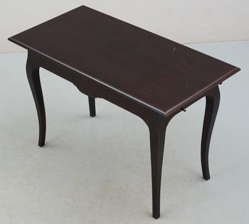 "SKRIVBORD, rokokostil, ""Österbybruk"", ur Ikeas 1700-talsserie, 1900-talets slut."