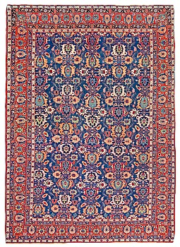 318. SEMI-ANTIQUE VERAMIN. 300 x 212,5 cm.