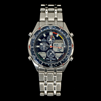 citizen stars stripes watch manual