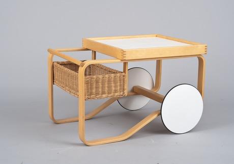 alvar aalto serveringsvagn m bel f r k k sovrum. Black Bedroom Furniture Sets. Home Design Ideas