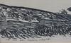 Svensson, roland. litografi, sign o dat 1943.