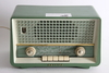 Radio, philips, 1950-tal.