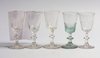Glas, 5 st. 1800-tal.