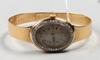 Armbandsur, 18k guld.