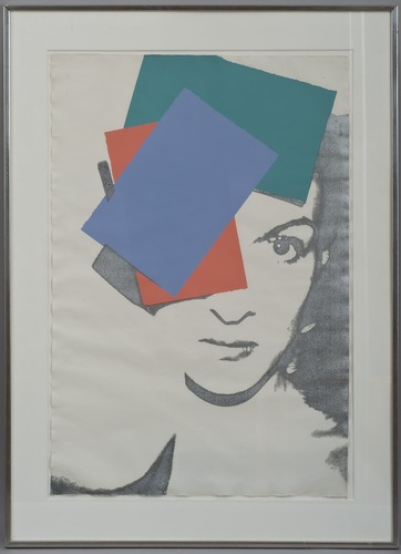Andy Warhol Quot Paloma Picasso Quot Bukowskis