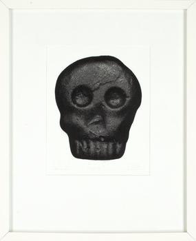 DAWID (BJÖRN DAWIDSSON), pigment print. Signerad Dawid.