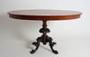 Divanbord, nyrokoko, 1800-talets andra hälft.