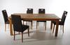 Matbord samt stolar, 5 st. design r.o.o.m.