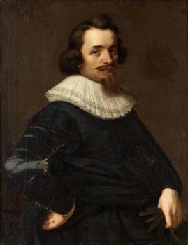 328. Baron Karl Gustafsson Banér (1598-1632).
