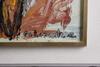 Lorentzon, monica, olja på pannå, sign