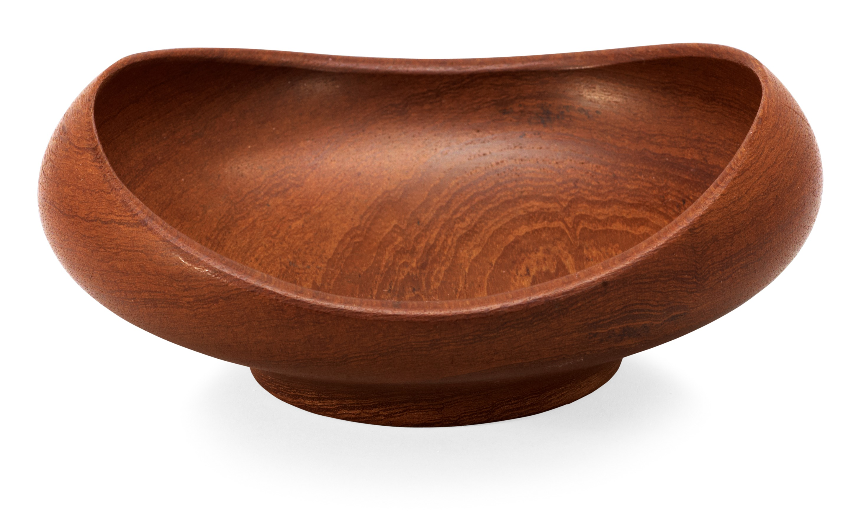 a finn juhl teak bowl by kay bojesen denmark bukowskis. Black Bedroom Furniture Sets. Home Design Ideas