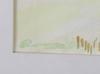 Romeny, edlef ter haar. akvarell, sign