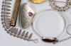Parti bijouterier och smycken.