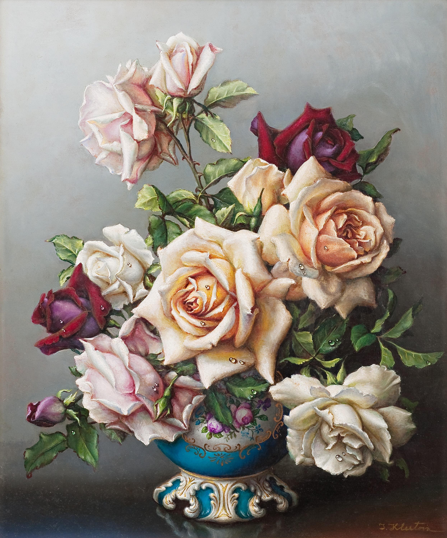 Рисунки красивые цветы