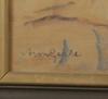 OkÄnd konstnÄr, pastell, sign