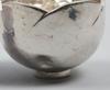 SkÅlar, 6 st. silver. peru