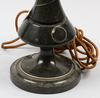Lampfot, sten. 1800 tal