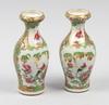 Vaser, ett par, porslin, 1800 tal