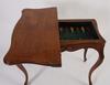 Spelbord, nyrokoko, 1800-talets andra hälft.