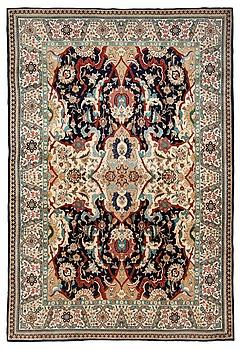 316. OLD TABRIZ. 504,5 x 351,5 cm.