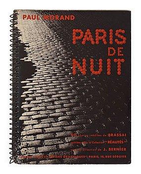 "217. Paul Morand, ""Paris de nuit : 60 photos inédites de Brassaï""."