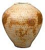 Toini muona, a ceramic floor vase.