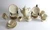 "Kaffeservis, 27 delar, porslin, ""pompadour"", rosenthal."