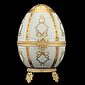 "ÄGG, Fabergé collection, ""Love Doves Egg"", ..."
