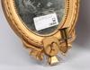 Spegelampetter, ett par, gustaviansk stil, sekelskiftet 1900.